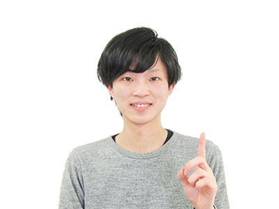 福井大学りょうや先生
