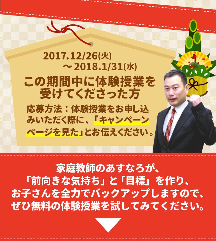 2017.12/26~2018.1/31