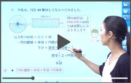 授業動画のイメージ