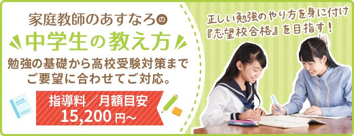 勉強の基礎から高校受験対策までご要望に合わせてご対応